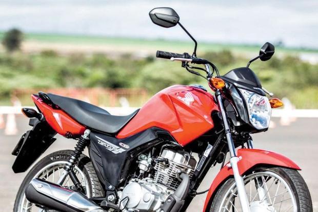 simular o financiamento da Honda CG 125