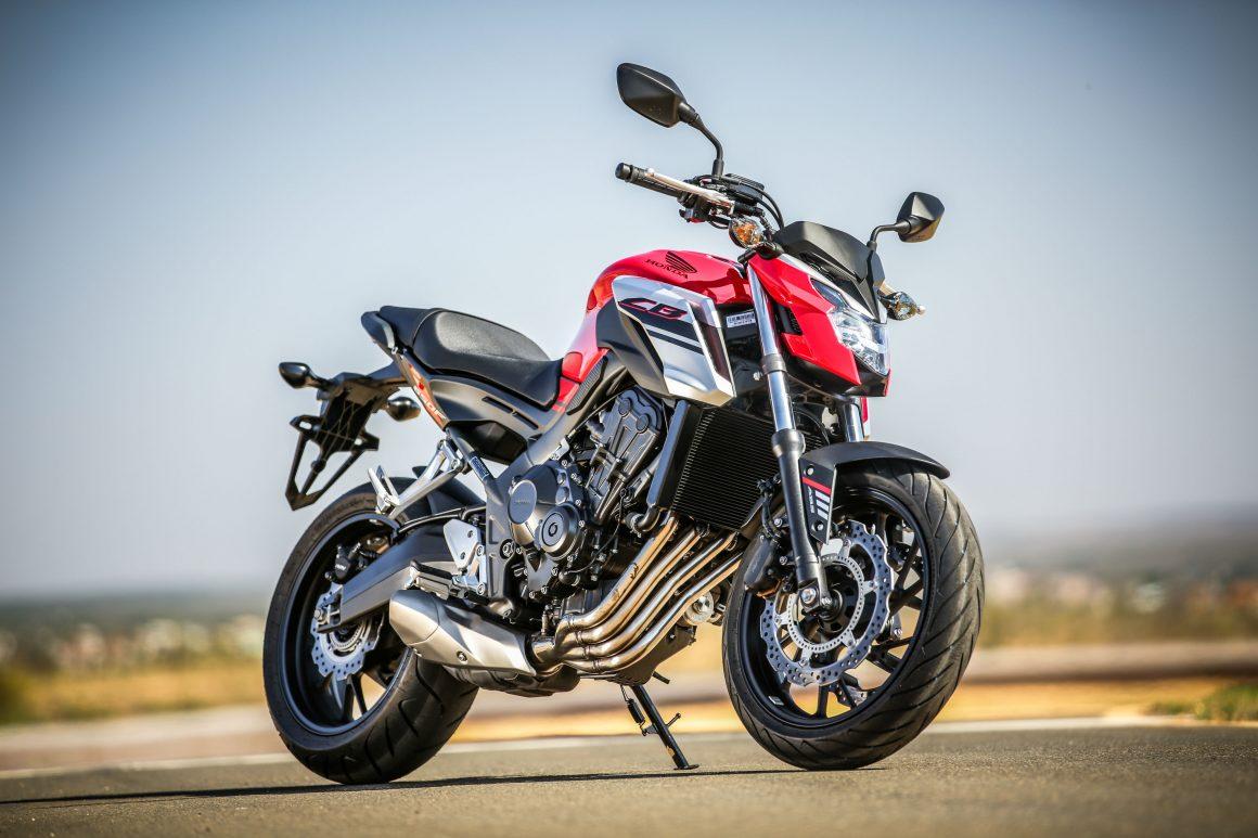 simular o financiamento da Honda CB 650F