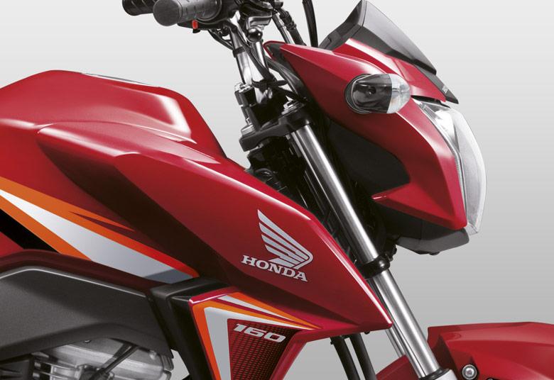 simular o financiamento da Honda CG 160