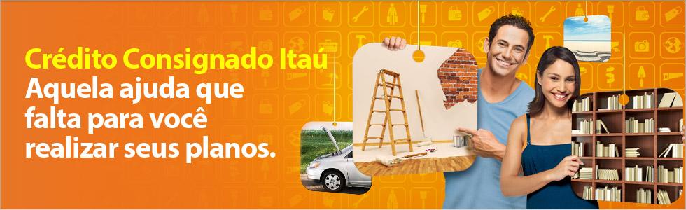 simular um empréstimo no banco Itaú
