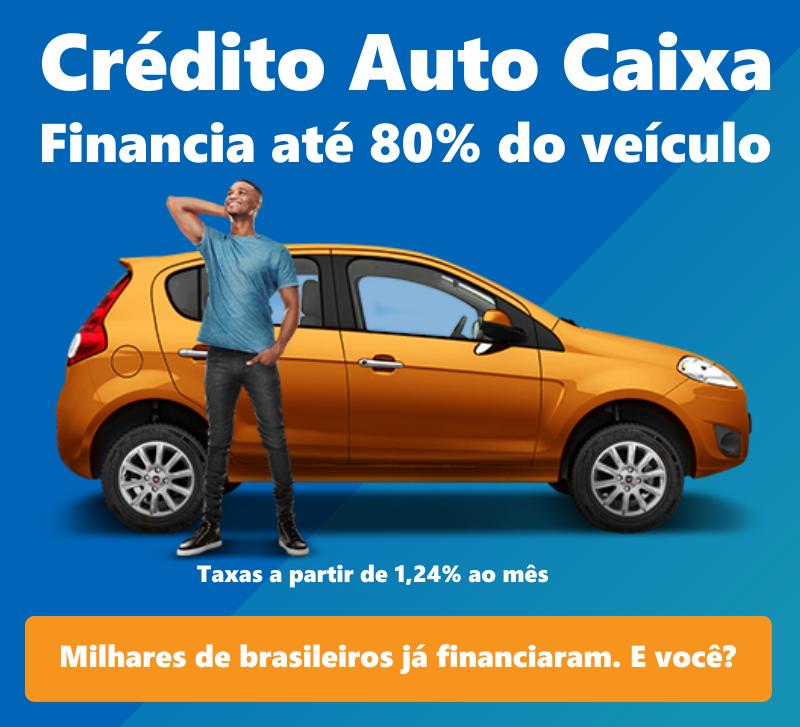 Financiamento de carro na Caixa