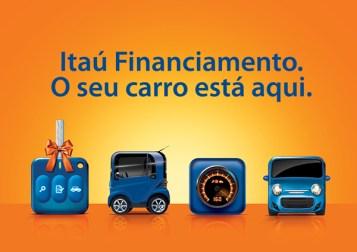 Financiamento de carro no Itaú