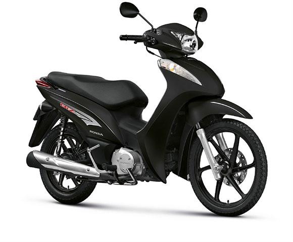 simular o financiamento da Honda Biz 125