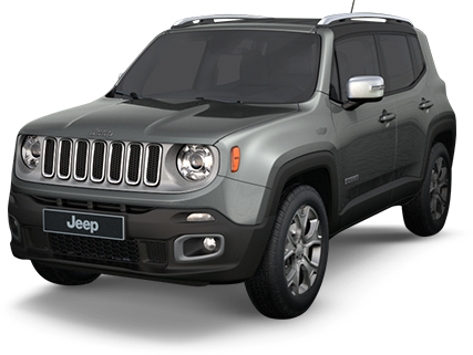 simular o financiamento do Jeep Renegade