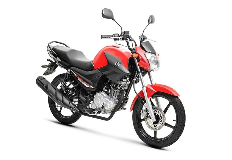 simular o financiamento da Yamaha YBR 150