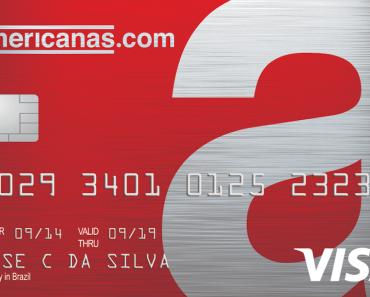 Como solicitar Cartão de Crédito Americanas Visa