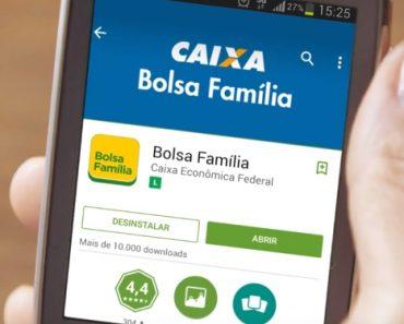 Bolsa Família Calendário 2018